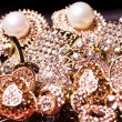 Beautiful jewelry — Stockfoto
