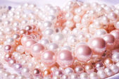 Beautifull pearls — Stock Photo