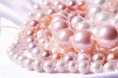 Vackra pärlor — Stockfoto