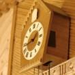 アンティークの時計 — ストック写真