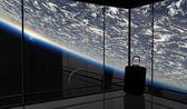 Space travel — Stock Photo