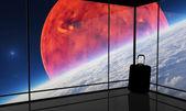 Spaceport — Stock Photo