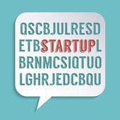 Startup — Stock Photo