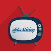 Advertising industry — Stock Photo