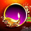 Abstract Diwali Background — Stock Vector #51756257