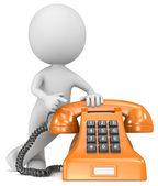Call us. — Stock Photo