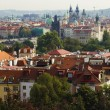 Stock Photo: View of Old town of Prague