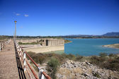 Hydroelectric dam — Stock Photo