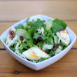 Healthy tasty green salad — Stock Photo