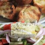Greek salad — Stock Photo #27059625