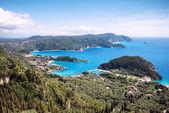 Corfu island — Stock Photo