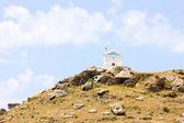 Small church in Tinos Island,Greece — Stok fotoğraf