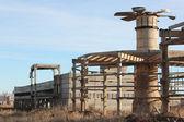 Abandoned building — Stock Photo