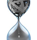Tiempo de viaje — Foto de Stock