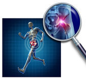 Sports Hip Injury — Stock Photo