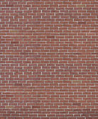 Red-Brick-Wall — Stock Photo