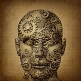 Power Of Human Creativity — Stock Photo