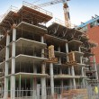 Highrise Construction Site — Stock Photo #12796025