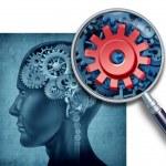 Human Intelligence-Research — Stock Photo