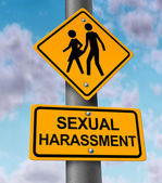 Sexual Harassment — Stock Photo