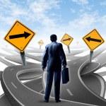 Strategic Journey — Stock Photo
