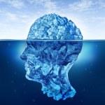 Human Brain Risks — Stock Photo