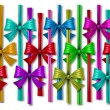 Ribbon Bow Design Element - Stock Photo