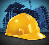 Construction Industry — Stockfoto