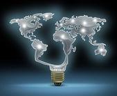 Global Innovation — Stock Photo