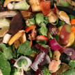 Stock Photo: Composting