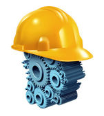 Construction Working Industry — Stock Photo
