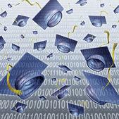 Internet Education — Stock Photo