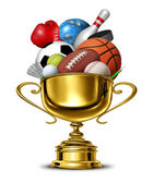 Sports Cup — Stock Photo