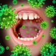 Contagious Disease — Stock Photo #21960731