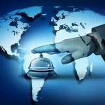 Global Hotel Service — Stock Photo