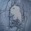 Pot Hole - Zdjcie stockowe