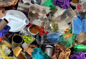 Recykling śmieci — Zdjęcie stockowe