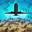 Stock Photo: Air Cargo