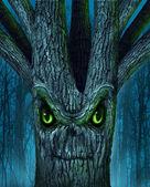 Perili ağaç — Stok fotoğraf
