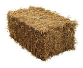 Bale av hö — Stockfoto
