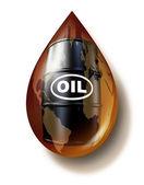 Petroleum Industry — Stock Photo