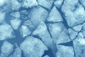 Broken Ice — Stock Photo