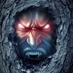 Vampire Zombie — Stock Photo #25954187