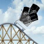 Falling Oil Prices — Stock Photo #26555233