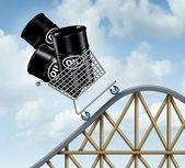 Rising Oil Prices — Stock Photo