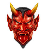 Devil Demon — Stock Photo