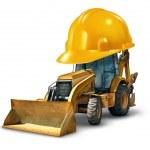 inşaat iş güvenliği — Stok fotoğraf #27455569