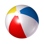 Beach Ball — Stockfoto