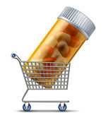 Buying Medicine — Stock Photo