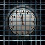 Locked Schedule — Stock Photo